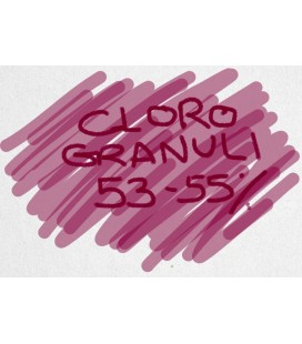 CLORO GRANULARE 53%-55% DA 25 KG