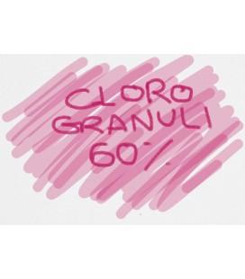 CLORO GRANULARE 60% DA 25 KG