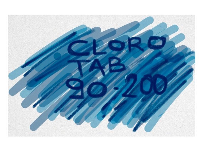 CLORO TAB PASTIGLIONI 90/200 10 KG