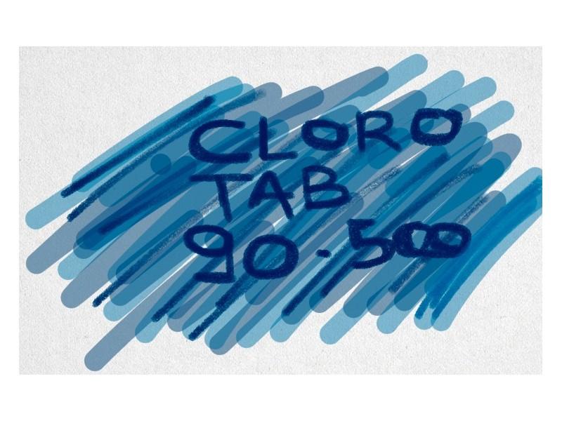 CLORO TAB PASTIGLIONI 90/500 6 KG