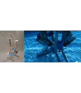 Hydrocyclette bici per allenamento in acqua