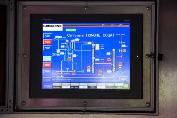 Supervisione e controllo Industriale